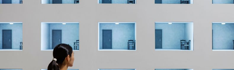 Leandro Erlich. Liminal